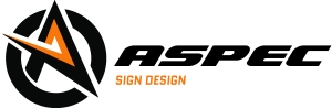 aspec black logo